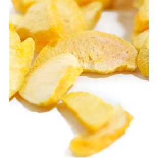 Yellow Peach Freeze-dried